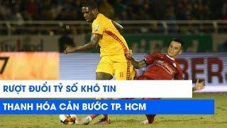 Kịch bản khó tin trên sân Thanh Hóa khiến TP. Hồ Chí Minh gặp khó trong cuộc đua vô địch