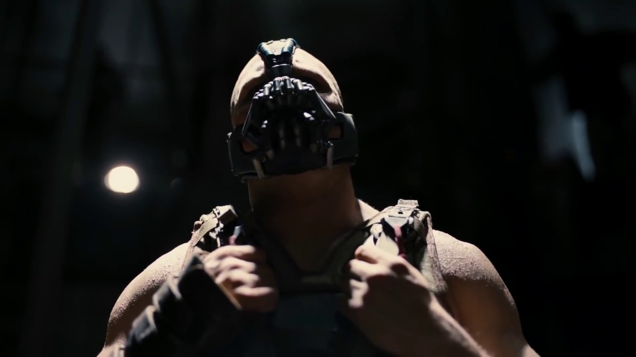 Batman VS Bane - The Dark Knight Rises Full Fight 1080p HD ...