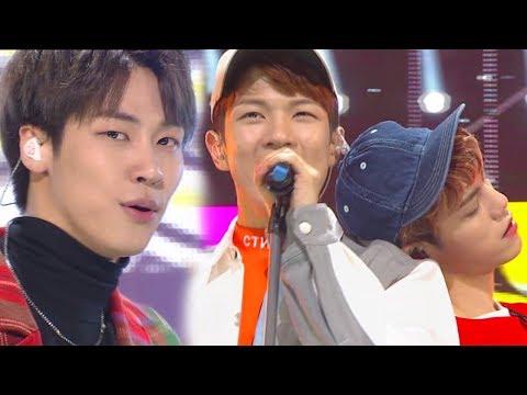 《EXCITING》 N.Flying(엔플라잉) - Hot Potato(뜨거운 감자) @인기가요 Inkigayo 20180218