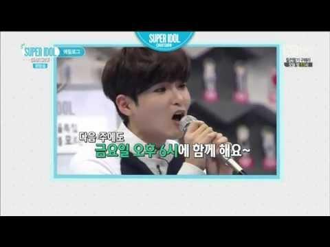 150109 SICS Ryeowook 厲旭 - At Gwanghwamun 在光化門 live