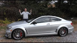 The Mercedes C63 AMG Black Series Is the $125,000 Ultimate C-Class