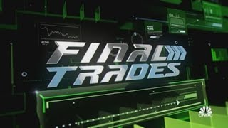 Final Trades: Kinder Morgan, Qorvo, Silver & more