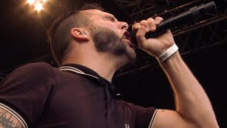 "Killswitch Engage ""My Curse"" official live at Elbriot 2013"