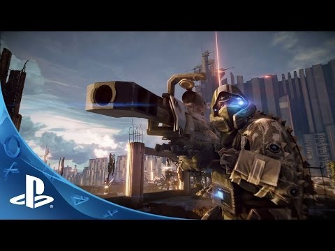 Killzone Shadow Fall Trailer