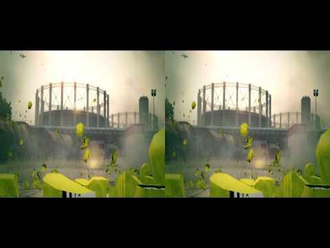 DiRT 3 Gymkhana Tutorial in 1080p Stereo 3D