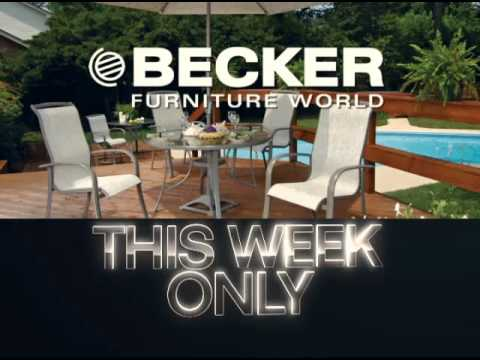 BFW Once A Year Sale On Patio Furniture