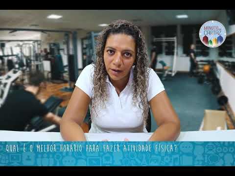 Minuto em Cartaz: Dicas de Atividade Física