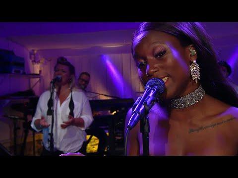Sabina Ddumba - Två mörka ögon - Så mycket bättre (TV4)