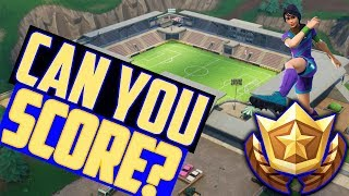 Fortnite Score A Goal On Different Pitches - Week 7 Challenges & Locations!