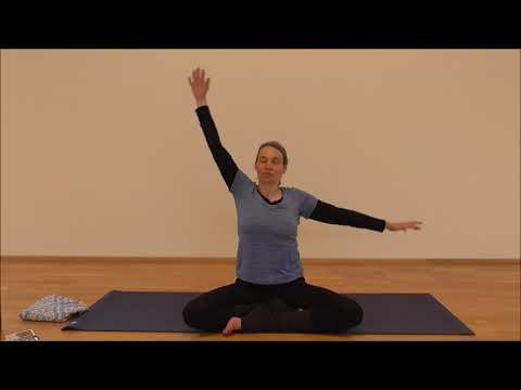 Hatha Yoga 'Atem + Bewegung' mit Susanne