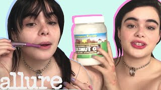 Barbie Ferreira's 5 Minute Morning Beauty Routine | Allure
