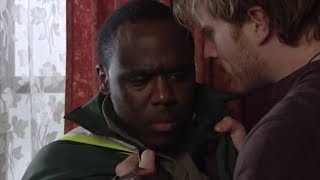 EastEnders - Sean Slater Bullies Gus Smith (15th April 2008)