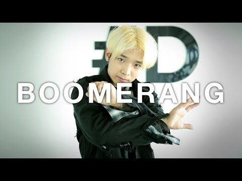 [ kpop ] Wanna One (워너원) - BOOMERANG (부메랑) Dance Cover (#DPOP STUDIO)