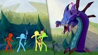 Animation VS League of Legends