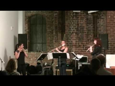"Areon Flutes - 2014 - ""Summer Sketches"" Movement 2: ""Dry Wind"" by Elainie Lillios"