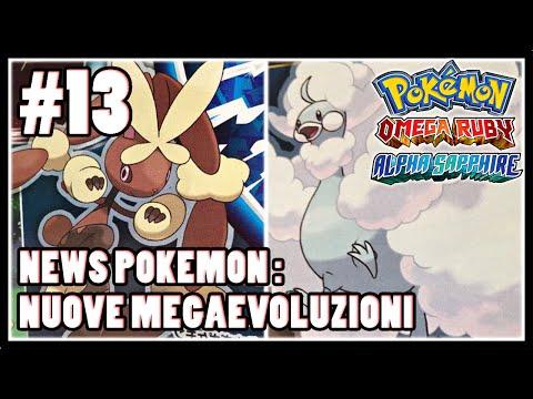 Pokemon Rubino Omega e Zaffiro Alpha : MegaAltaria, MegaLopunny e MegaSalamence !