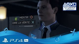 Detroit: become human :  bande-annonce ST