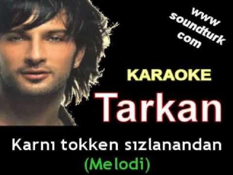 Tarkan - Uzak Tutun Beni Uzak karaoke