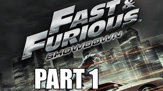 Fast & Furious: Showdown - Gameplay Walkthrough - Part 1