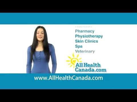 AllHeathCanada.com 30-second TV Commercial