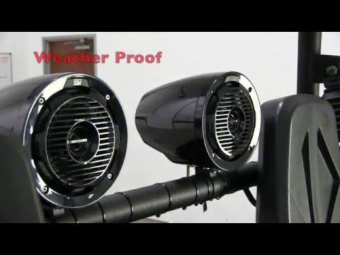 Bennche Audio System (2-Speaker)