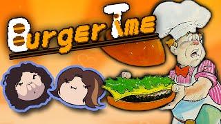 BurgerTime - Game Grumps