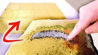 ART with SEQUINS!?? - Will it Work?