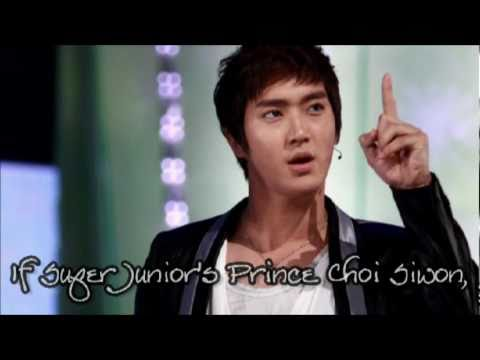 Super Junior's Siwon is whose hyung's boy???