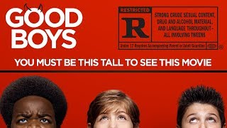 Good Boys - Official Red Band Tr HD