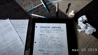 how to take organized notes