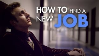 Got Fired? How To Find A New Job