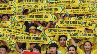 Trận đấu Sai Gon VS Sông Lam Nghệ An
