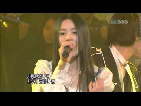 씨야(SeeYa) - 여인의 향기 [SBS 인기가요 060312]