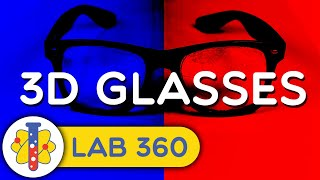 Ever Tried Making 3D Glasses at Home?