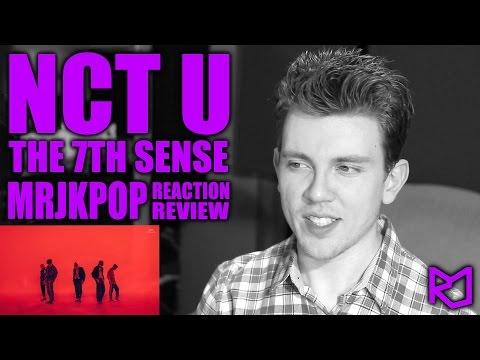 NCT U The 7th Sense Reaction / Review - MRJKPOP ( 일곱 번째 감각 )