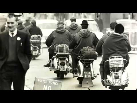 #Subculture :Mods and Rockers Rebooted BBC Documentary 2014