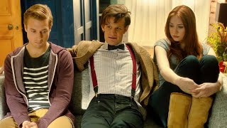 The Doctor Kills Some Time | The Power of Three | Doctor Who | BBC