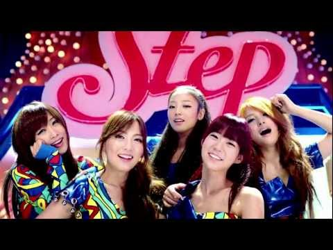 KARA - STEP M/V (Close up Ver.)