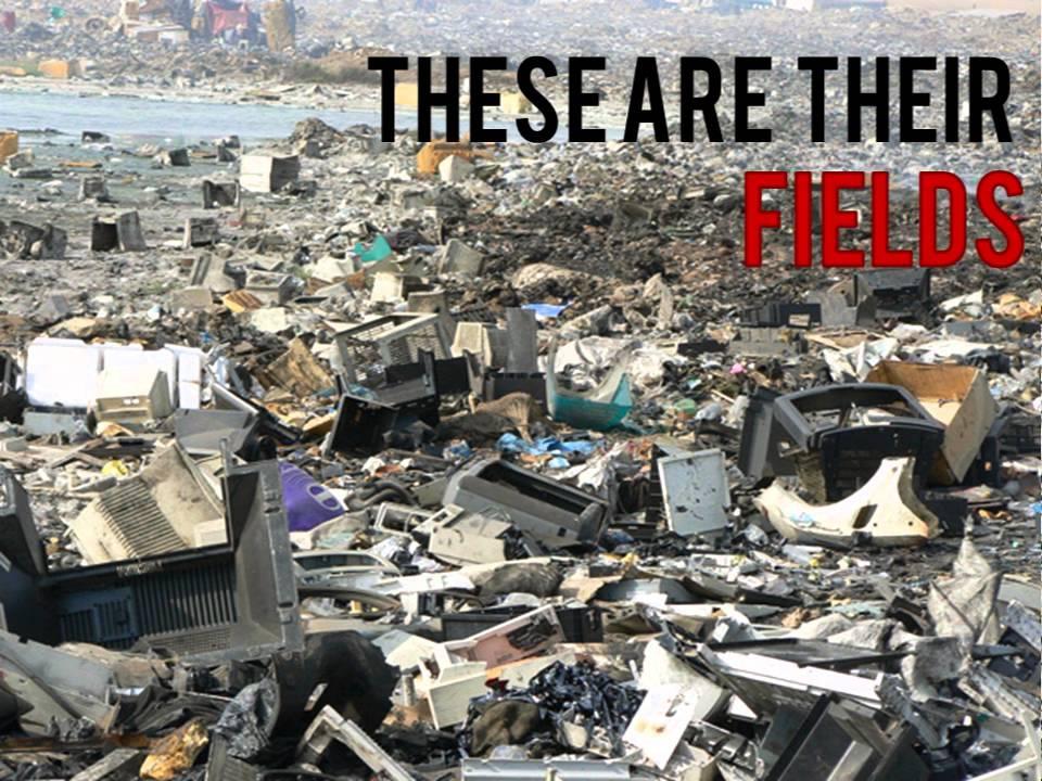 Essay on electronic waste management