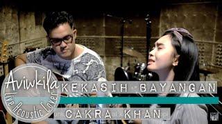 Cakra Khan - Kekasih Bayangan (Acoustic LIVE Cover)