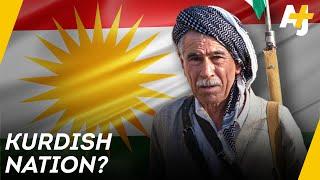 Why Don't Syria, Iran, Iraq And Turkey Want A Kurdistan?   AJ+