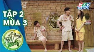 VIỆT NAM TƯƠI ĐẸP 3 | Han Sara dắt Phát La, Đăng Khoa đi tắm hơi kiểu Hàn | #24 FULL | 10/11/2019