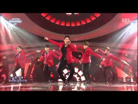 150125 Shinhwa 신화   Brand New 브랜뉴 @ Special Stage