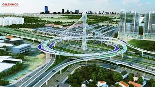 Hà Nội sắp có công trình SIÊU ĐỘC trên Đại lộ Thăng Long