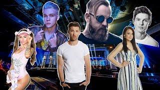 Czech Social Awards 2018 - Mikolas Josef, Justin Jesso, Pavel Callta, Sharlota, Eliška Rusková
