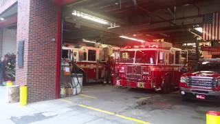 FDNY Fort Pitt goes on a full house run