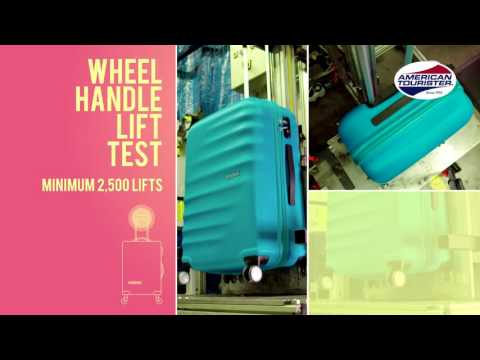 video Cheapest American Tourister 55cm Trolley Bag Price In India