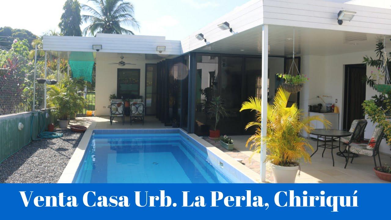 605660a8232d Venta de Hermosa Casa en La Perla con Piscina. David