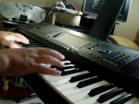 November Rain ... Guns N` Roses ... piano cover ...teclado Yamaha PSR 630 ... Leonardo(28-01-10)