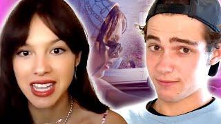 """Olivia Rodrigo's """"deja vu"""" gets SHADE by ex Joshua Bassett in THIS TikTok + she REVEALS BIG news!"""